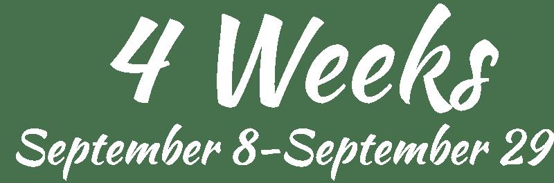 4weeks