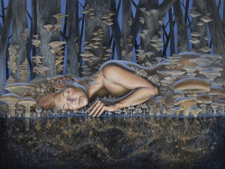 artwork by Augumn Skye