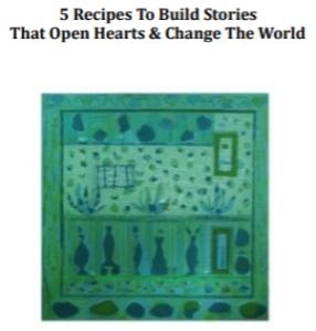 Storyteller's Recipe Book