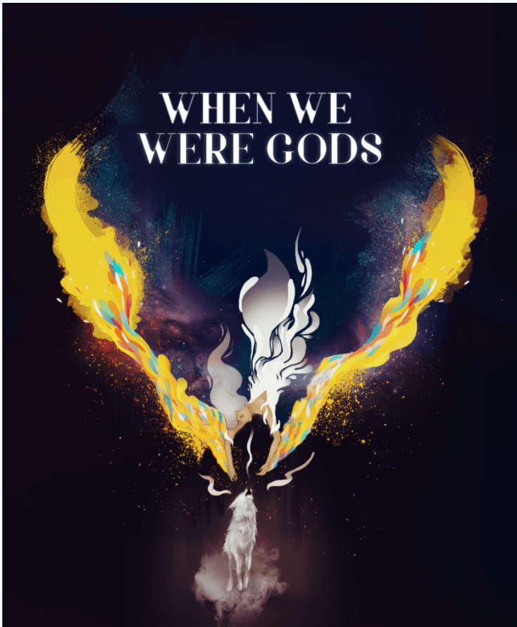 When We Were Gods artwork